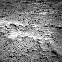 Nasa's Mars rover Curiosity acquired this image using its Right Navigation Camera on Sol 729, at drive 1720, site number 40