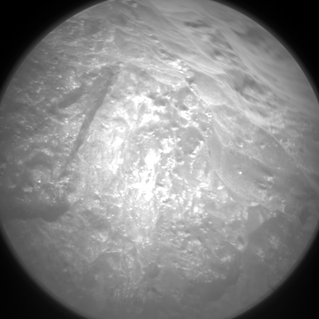 NASA's Mars rover Curiosity acquired this image using its Chemistry & Camera (ChemCam) on Sol 730