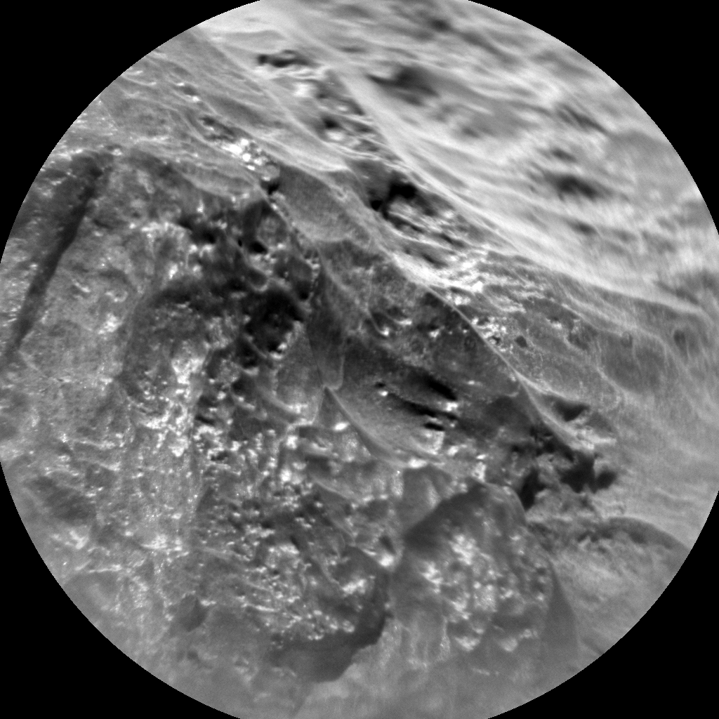 Nasa's Mars rover Curiosity acquired this image using its Chemistry & Camera (ChemCam) on Sol 730, at drive 1850, site number 40