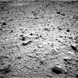 Nasa's Mars rover Curiosity acquired this image using its Left Navigation Camera on Sol 731, at drive 1862, site number 40