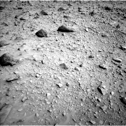 Nasa's Mars rover Curiosity acquired this image using its Left Navigation Camera on Sol 731, at drive 1988, site number 40