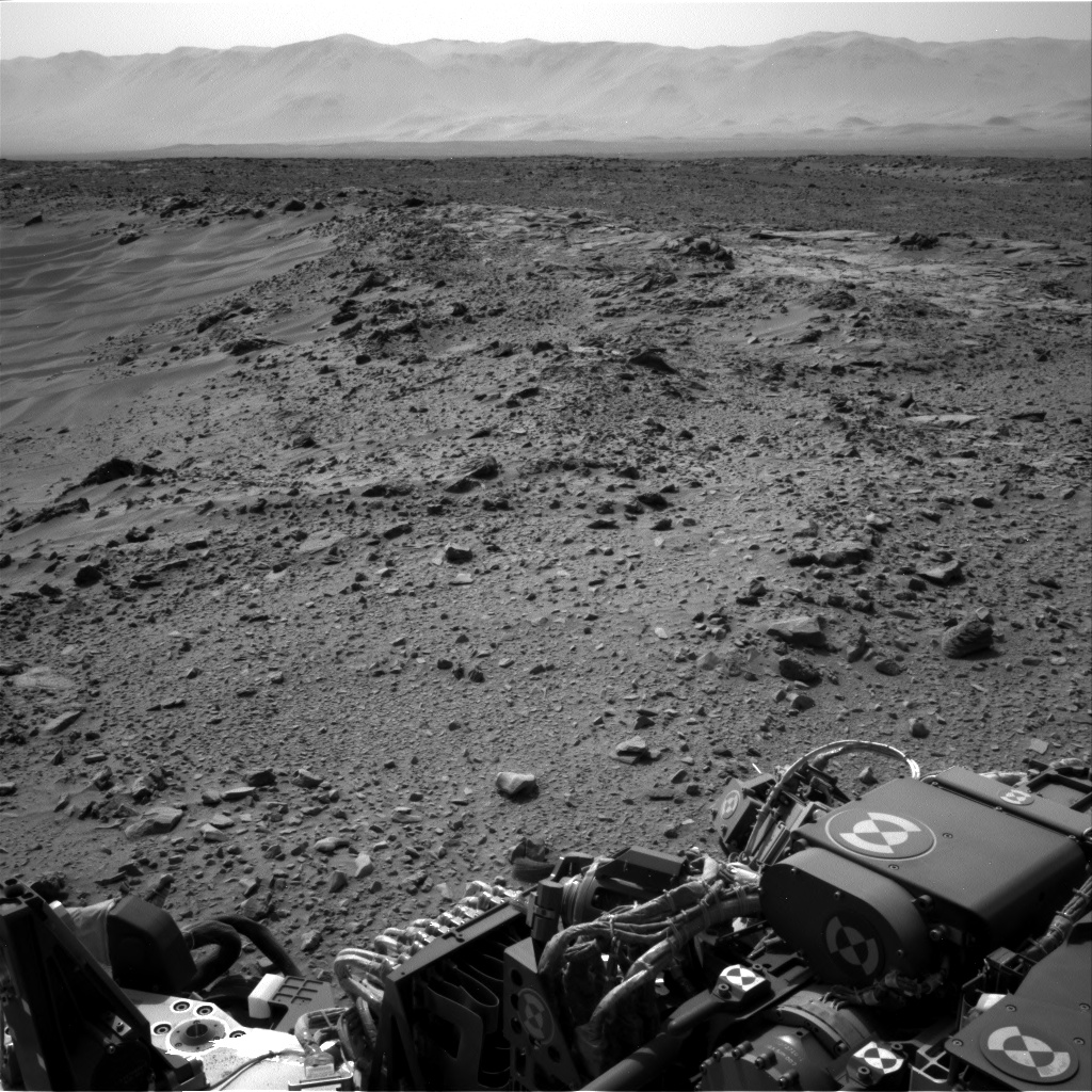 Nasa's Mars rover Curiosity acquired this image using its Right Navigation Camera on Sol 731, at drive 2030, site number 40