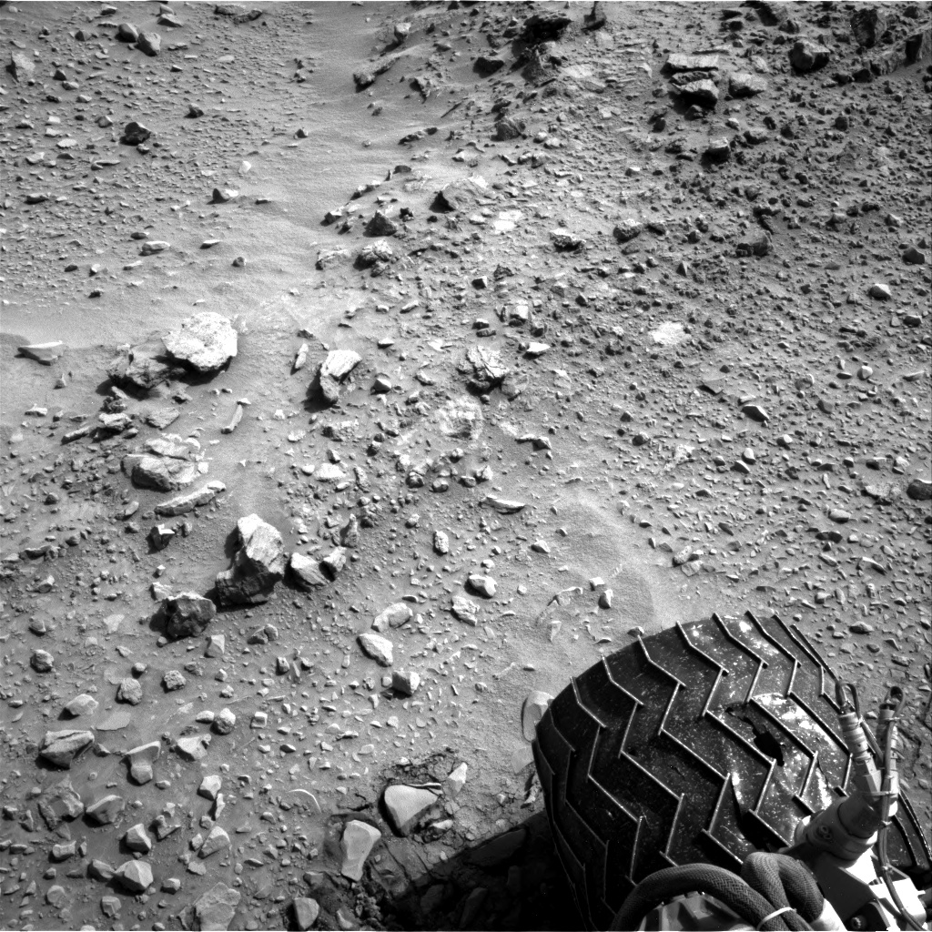 Nasa's Mars rover Curiosity acquired this image using its Right Navigation Camera on Sol 731, at drive 2040, site number 40