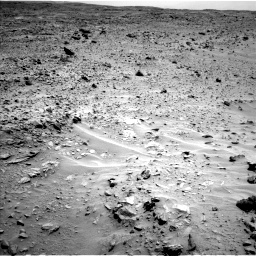 Nasa's Mars rover Curiosity acquired this image using its Left Navigation Camera on Sol 733, at drive 2052, site number 40