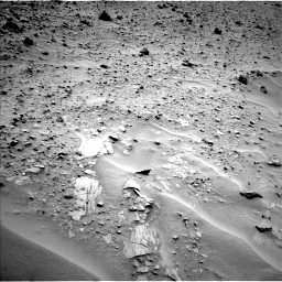 Nasa's Mars rover Curiosity acquired this image using its Left Navigation Camera on Sol 733, at drive 2088, site number 40