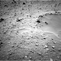 Nasa's Mars rover Curiosity acquired this image using its Left Navigation Camera on Sol 733, at drive 2130, site number 40