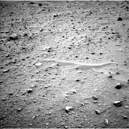 Nasa's Mars rover Curiosity acquired this image using its Left Navigation Camera on Sol 733, at drive 2178, site number 40