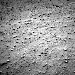 Nasa's Mars rover Curiosity acquired this image using its Left Navigation Camera on Sol 733, at drive 2358, site number 40