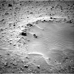 Nasa's Mars rover Curiosity acquired this image using its Right Navigation Camera on Sol 733, at drive 2142, site number 40