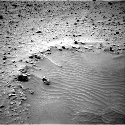 Nasa's Mars rover Curiosity acquired this image using its Right Navigation Camera on Sol 733, at drive 2148, site number 40