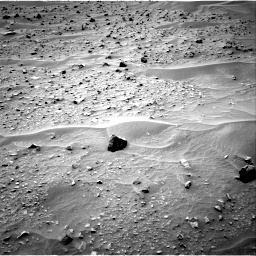 Nasa's Mars rover Curiosity acquired this image using its Right Navigation Camera on Sol 733, at drive 2232, site number 40