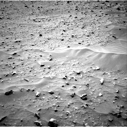 Nasa's Mars rover Curiosity acquired this image using its Right Navigation Camera on Sol 733, at drive 2286, site number 40