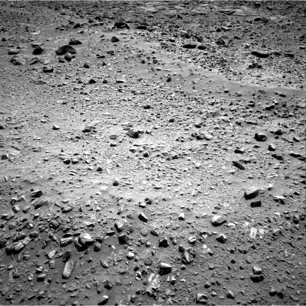 Nasa's Mars rover Curiosity acquired this image using its Right Navigation Camera on Sol 733, at drive 2448, site number 40
