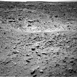 Nasa's Mars rover Curiosity acquired this image using its Right Navigation Camera on Sol 733, at drive 2454, site number 40