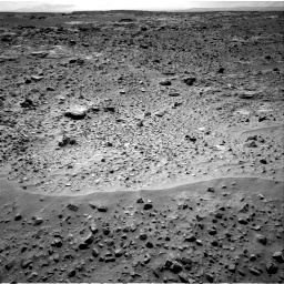 Nasa's Mars rover Curiosity acquired this image using its Right Navigation Camera on Sol 733, at drive 2466, site number 40