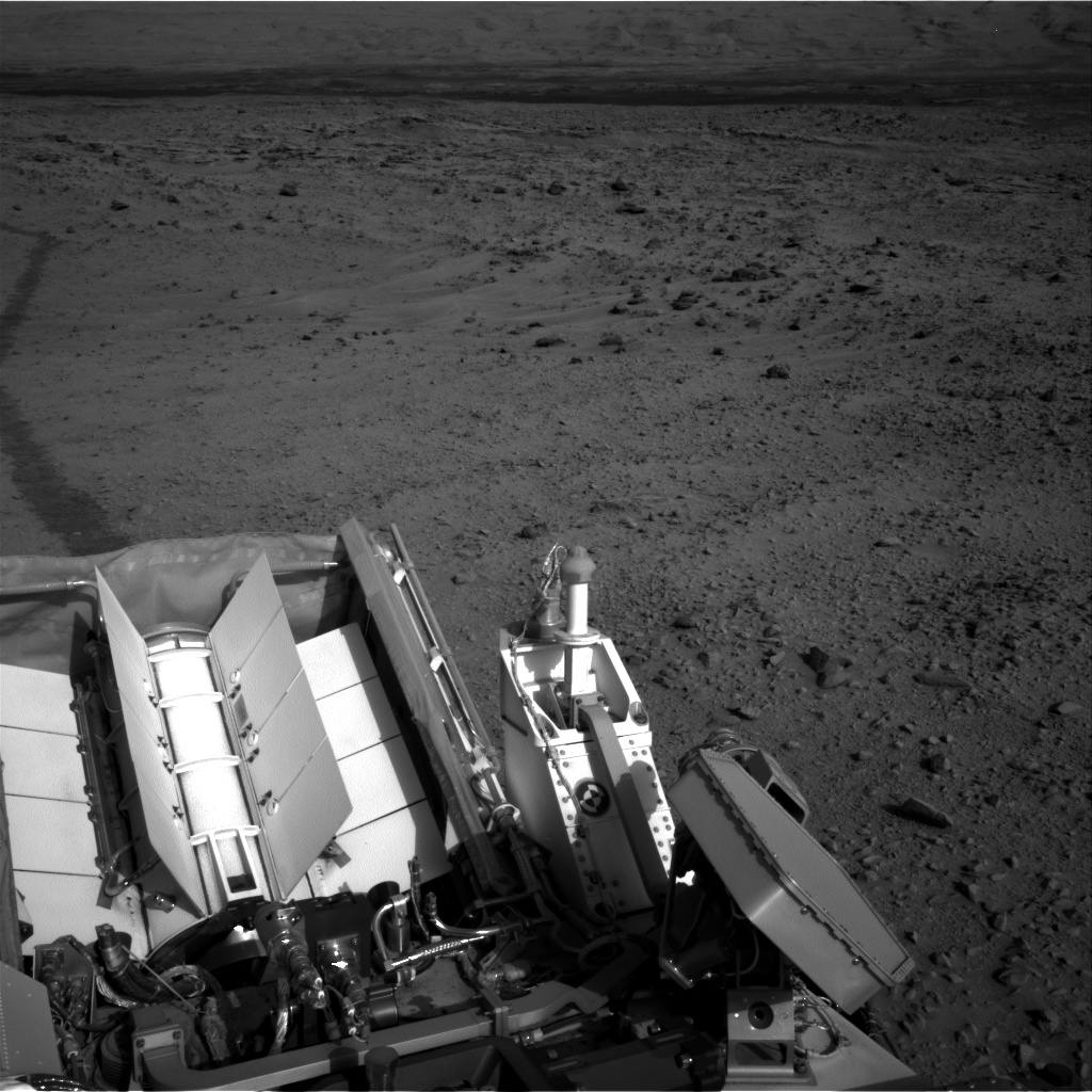 Nasa's Mars rover Curiosity acquired this image using its Right Navigation Camera on Sol 733, at drive 0, site number 41