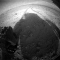 Image taken by Rear Hazcam: Left B