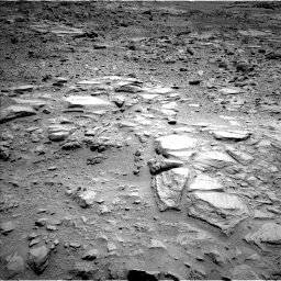 Nasa's Mars rover Curiosity acquired this image using its Left Navigation Camera on Sol 735, at drive 72, site number 41