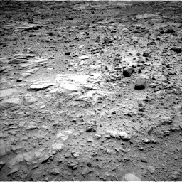 Nasa's Mars rover Curiosity acquired this image using its Left Navigation Camera on Sol 735, at drive 90, site number 41