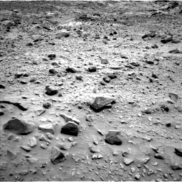 Nasa's Mars rover Curiosity acquired this image using its Left Navigation Camera on Sol 735, at drive 120, site number 41