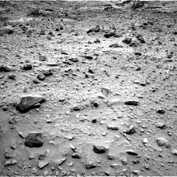 Nasa's Mars rover Curiosity acquired this image using its Left Navigation Camera on Sol 735, at drive 126, site number 41