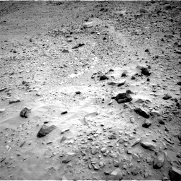 Nasa's Mars rover Curiosity acquired this image using its Right Navigation Camera on Sol 735, at drive 36, site number 41
