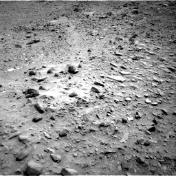 Nasa's Mars rover Curiosity acquired this image using its Right Navigation Camera on Sol 735, at drive 48, site number 41