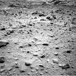 Nasa's Mars rover Curiosity acquired this image using its Right Navigation Camera on Sol 735, at drive 126, site number 41