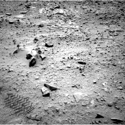 Nasa's Mars rover Curiosity acquired this image using its Right Navigation Camera on Sol 735, at drive 204, site number 41