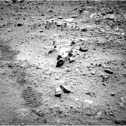 Nasa's Mars rover Curiosity acquired this image using its Right Navigation Camera on Sol 735, at drive 222, site number 41