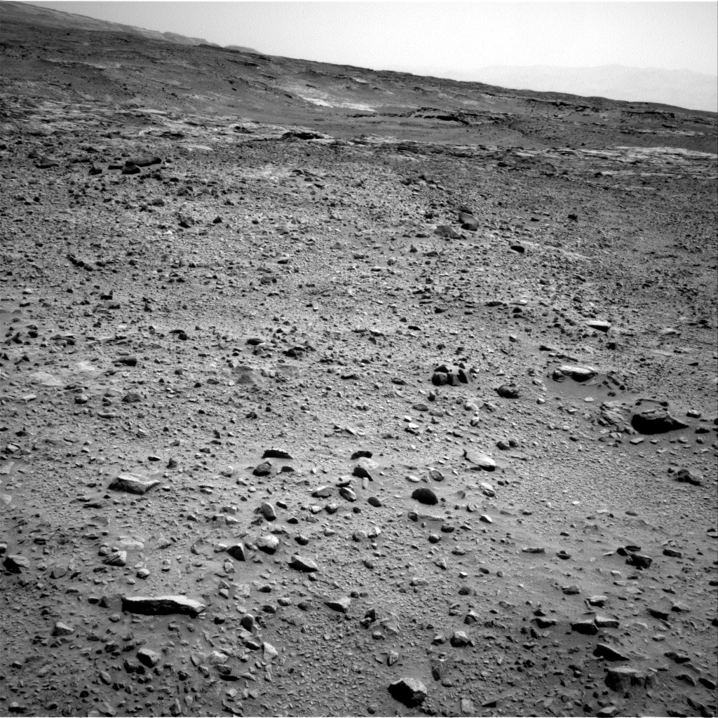 Nasa's Mars rover Curiosity acquired this image using its Right Navigation Camera on Sol 735, at drive 322, site number 41