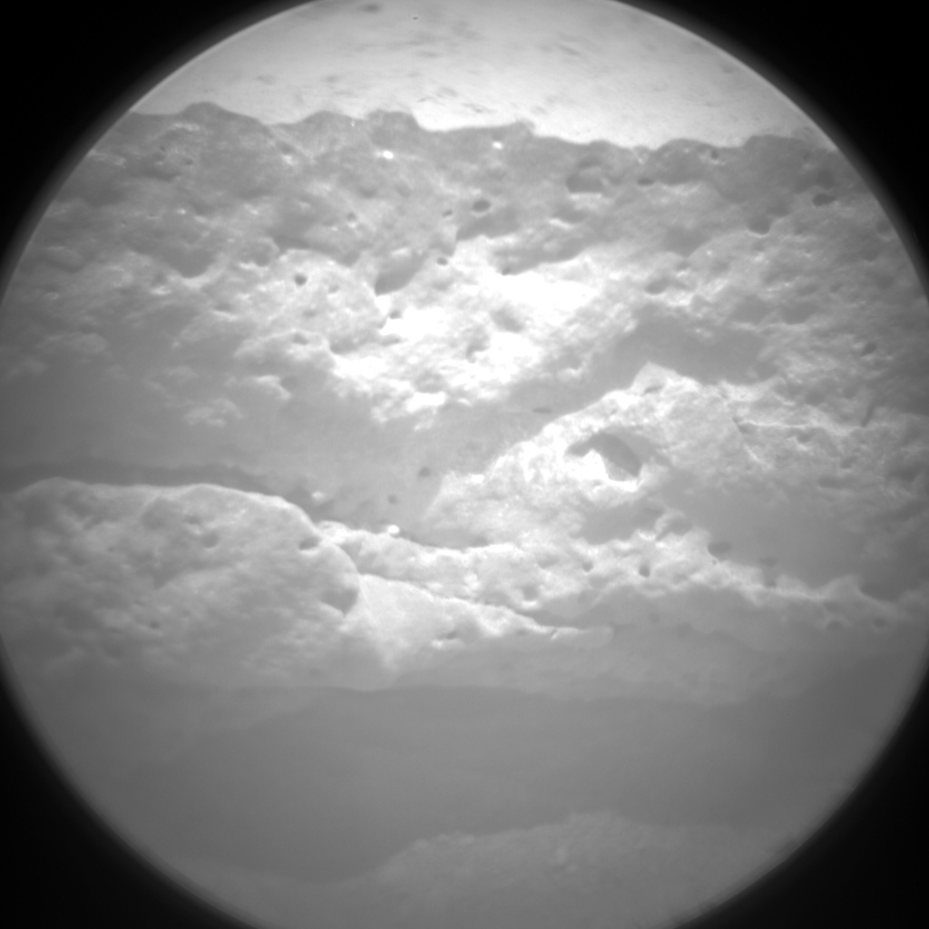 Nasa's Mars rover Curiosity acquired this image using its Chemistry & Camera (ChemCam) on Sol 738, at drive 322, site number 41