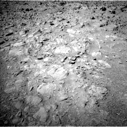 Nasa's Mars rover Curiosity acquired this image using its Left Navigation Camera on Sol 738, at drive 448, site number 41