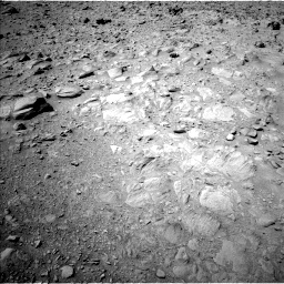 Nasa's Mars rover Curiosity acquired this image using its Left Navigation Camera on Sol 738, at drive 454, site number 41