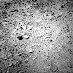 NASA's Mars rover Curiosity acquired this image using its Right Navigation Cameras (Navcams) on Sol 738
