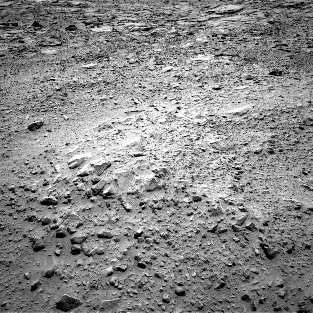 Nasa's Mars rover Curiosity acquired this image using its Right Navigation Camera on Sol 738, at drive 556, site number 41