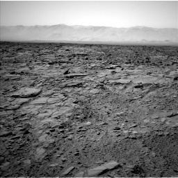 Nasa's Mars rover Curiosity acquired this image using its Left Navigation Camera on Sol 739, at drive 598, site number 41