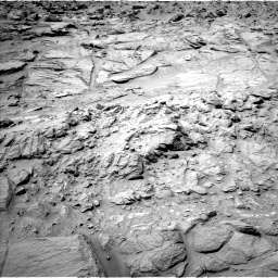 Nasa's Mars rover Curiosity acquired this image using its Left Navigation Camera on Sol 739, at drive 640, site number 41