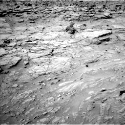 Nasa's Mars rover Curiosity acquired this image using its Left Navigation Camera on Sol 739, at drive 664, site number 41