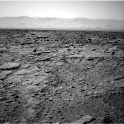 Nasa's Mars rover Curiosity acquired this image using its Right Navigation Camera on Sol 739, at drive 592, site number 41