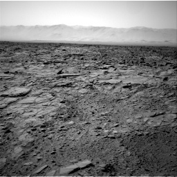 Nasa's Mars rover Curiosity acquired this image using its Right Navigation Camera on Sol 739, at drive 598, site number 41