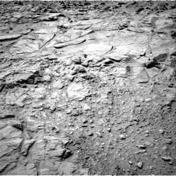Nasa's Mars rover Curiosity acquired this image using its Right Navigation Camera on Sol 739, at drive 628, site number 41