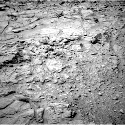 Nasa's Mars rover Curiosity acquired this image using its Right Navigation Camera on Sol 739, at drive 634, site number 41