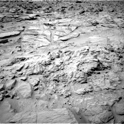 Nasa's Mars rover Curiosity acquired this image using its Right Navigation Camera on Sol 739, at drive 646, site number 41