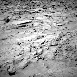Nasa's Mars rover Curiosity acquired this image using its Right Navigation Camera on Sol 739, at drive 652, site number 41