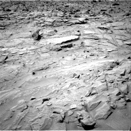 Nasa's Mars rover Curiosity acquired this image using its Right Navigation Camera on Sol 739, at drive 658, site number 41