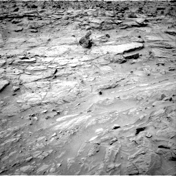 Nasa's Mars rover Curiosity acquired this image using its Right Navigation Camera on Sol 739, at drive 664, site number 41