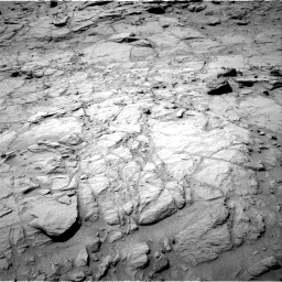Nasa's Mars rover Curiosity acquired this image using its Right Navigation Camera on Sol 739, at drive 694, site number 41