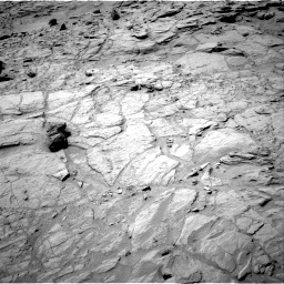 Nasa's Mars rover Curiosity acquired this image using its Right Navigation Camera on Sol 739, at drive 706, site number 41