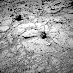 Nasa's Mars rover Curiosity acquired this image using its Right Navigation Camera on Sol 739, at drive 712, site number 41